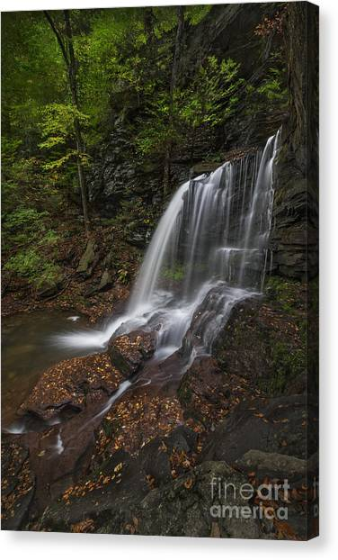 B Reynolds Falls Canvas Print