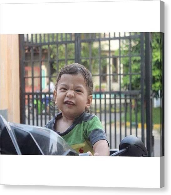 Shakira Canvas Print - #baby #boy #cute #fun #instamood by Inas Shakira