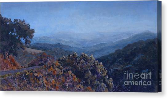Back Country Canvas Print