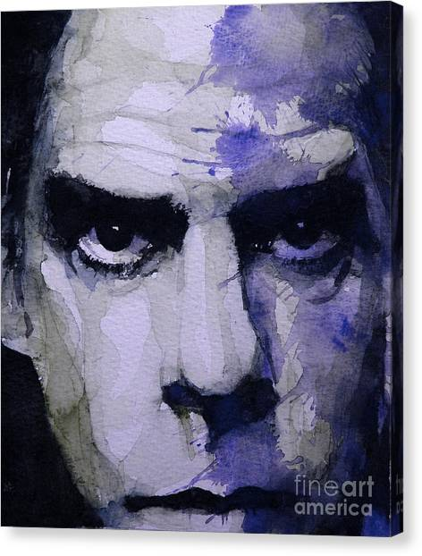 Caves Canvas Print - Bad Seed by Paul Lovering