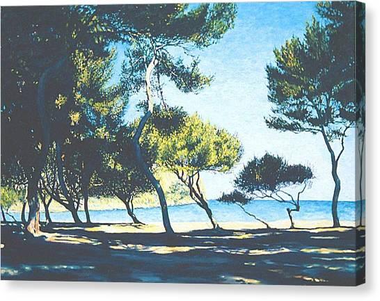 Badia De Alcudia -- Mallorca Canvas Print