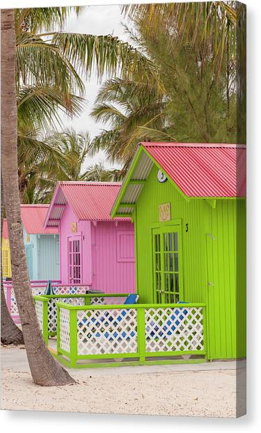 Eleuthera Canvas Print - Bahamas, Eleuthera, Princess Cays by Lisa S. Engelbrecht