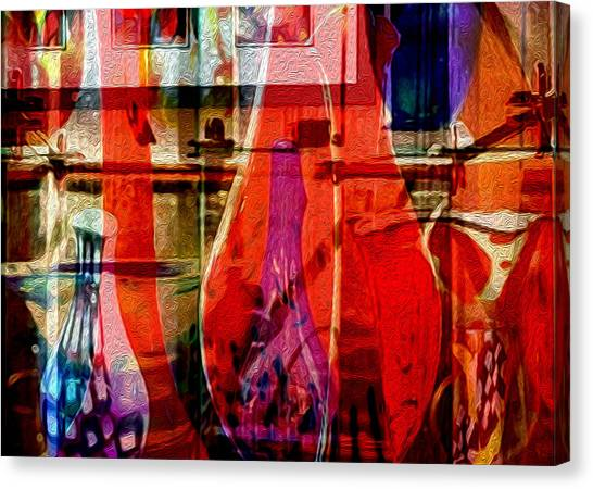 Balboa Glasslight Canvas Print