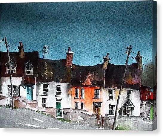 Ballinaclash Wicklow Ireland Canvas Print