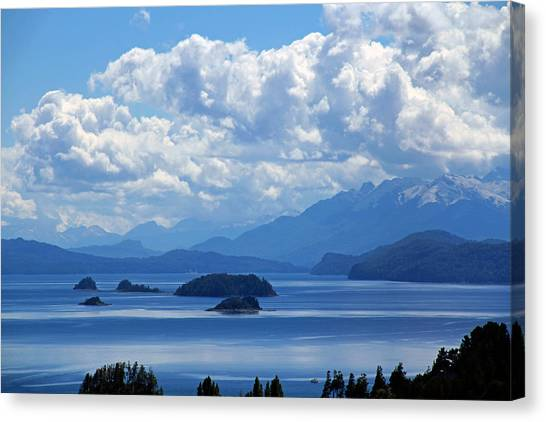 Bariloche Argentina Canvas Print by Jim McCullaugh