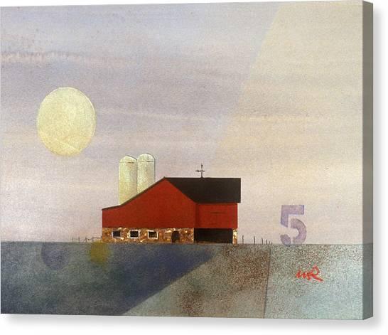 Barn 5 Canvas Print