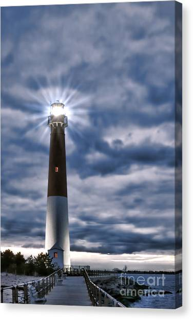 Barnegat Magic Canvas Print