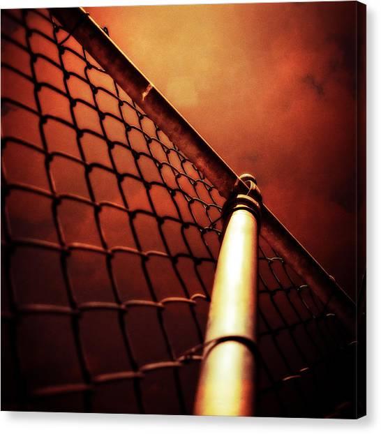 Ripkin Canvas Print - Baseball Field 11 by YoPedro