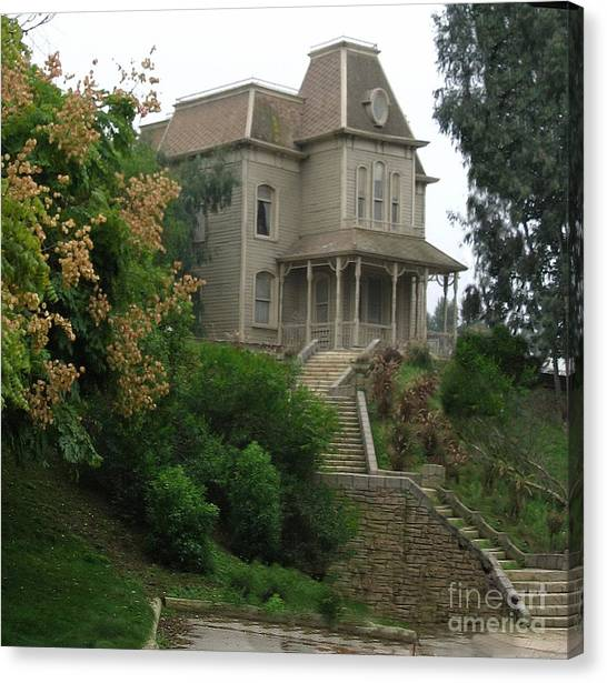 House Of Norman Bates Canvas Print