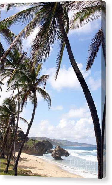 Bathsheba No17 Canvas Print