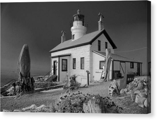 Battery Point Lighthouse Canvas Print