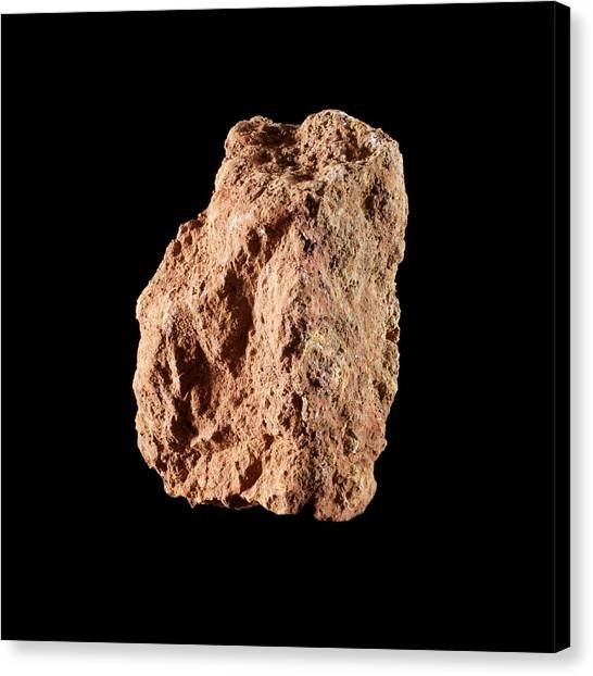 Principals Canvas Print - Bauxite by Science Photo Library