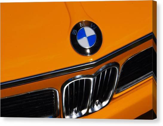 Bavarian Auto Werkes Canvas Print