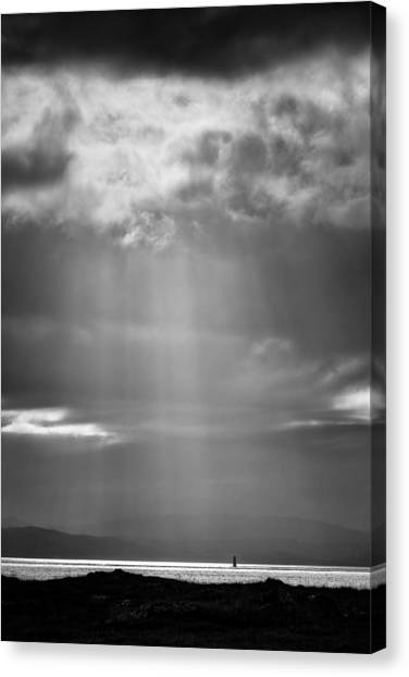 Bay Light Canvas Print