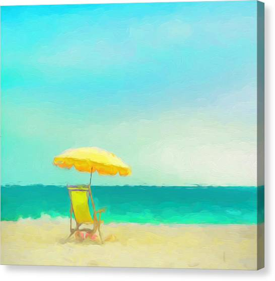 Got Beach? Canvas Print