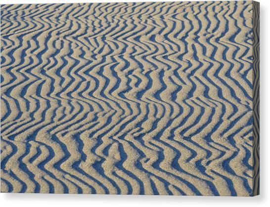 Beach Zen Canvas Print