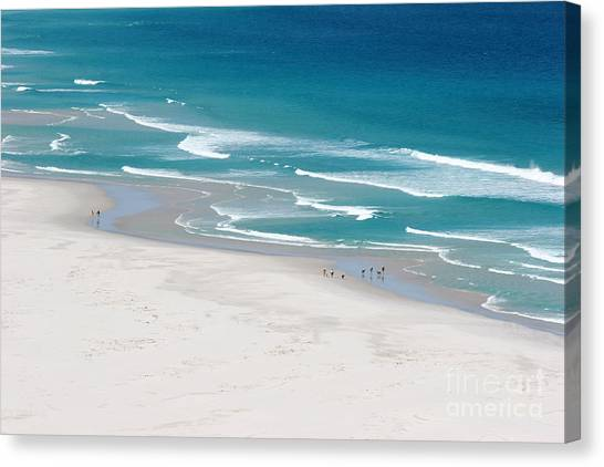 Beachscape Canvas Print
