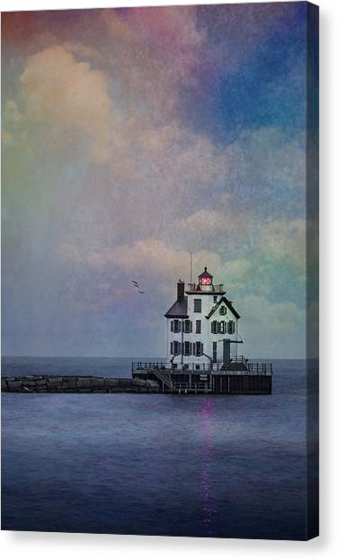 Beacon Of Light Canvas Print