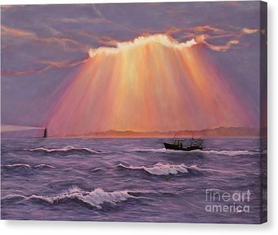 Beacons Of Light Canvas Print