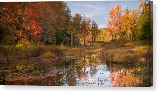 Waterford Canvas Print - Bear River by Darylann Leonard Photography