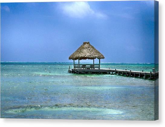 Beautiful Belize Canvas Print