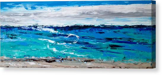 Beautiful Hawaii Canvas Print by Vicki Conlon