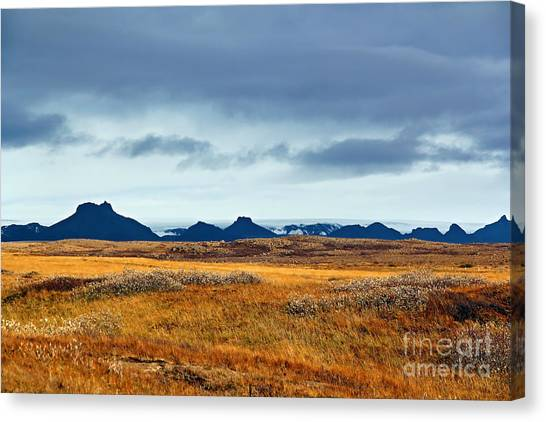 Beautiful Iceland Canvas Print