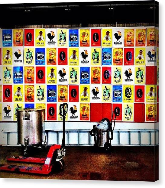 Texas A Canvas Print - #beautiful #loteiría #branding Of All by Orlando Diaz