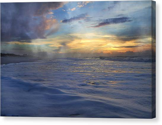 Tumbling Canvas Print - Beautiful Moments by Betsy Knapp