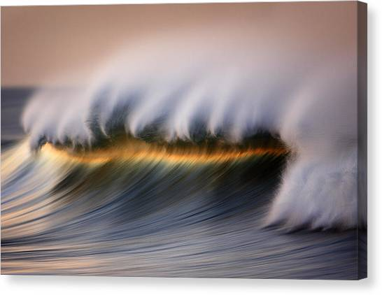Beautiful Wave Mg_8910 Canvas Print
