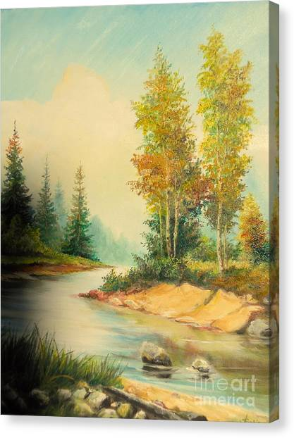 Beautiful Wild  Canvas Print