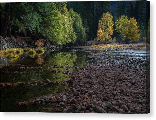 Yosemite Canvas Print - Beautiful Yosemite National Park 2 by Larry Marshall