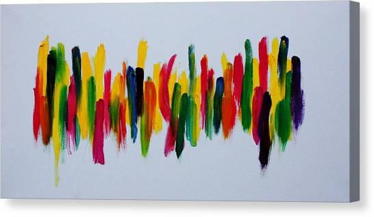 Beautifully Wrong Canvas Print by Tom Atkins