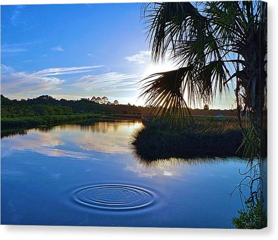 Beautifulness Canvas Print