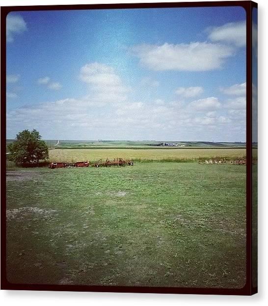 South Dakota Canvas Print - Beauty Of South Dakota by Jesse Peterson