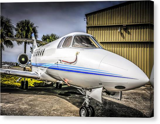 Beechcraft 900xp Canvas Print