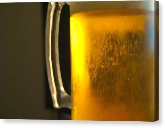 Beer Canvas Print