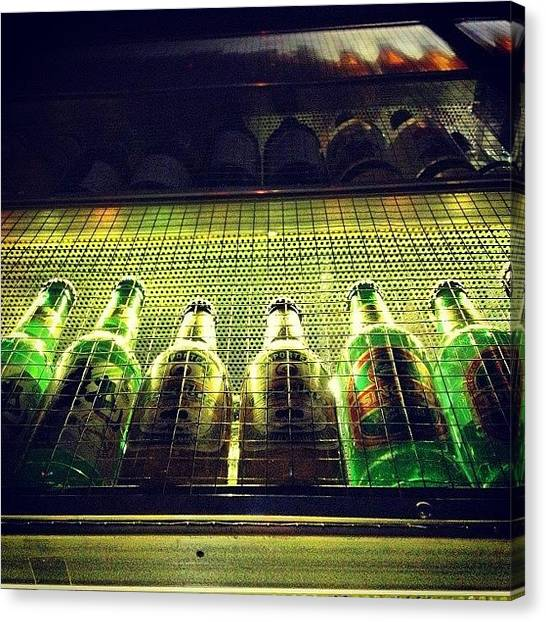Vietnamese Canvas Print - #beer #travel #monday #restaurant by Stephanie Forster
