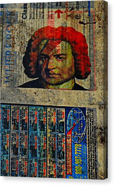 Beethoven02 Canvas Print
