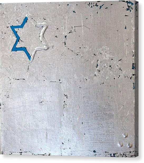 Being Jewish Canvas Print by Margarita Gokun