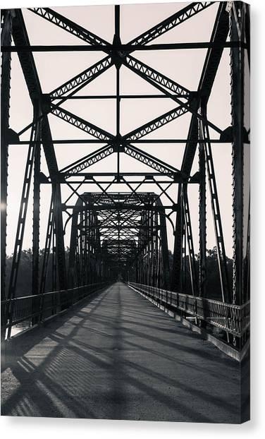 Belford Bridge  Canvas Print
