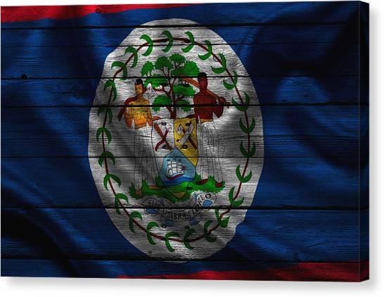 Belize Canvas Print - Belize by Joe Hamilton