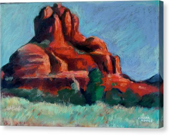 Bell Rock Sedona Canvas Print