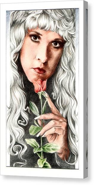 Bella Donna Canvas Print