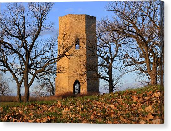 Beloit Historic Water Tower Canvas Print