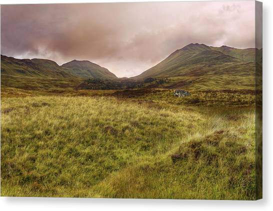 Ben Lawers - Scotland - Mountain - Landscape Canvas Print