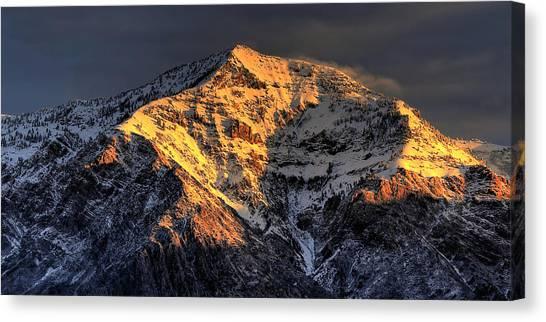 Ben Lomond Sunrise Canvas Print