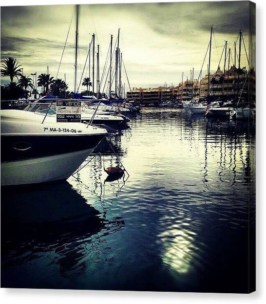 Ford Canvas Print - #benalmádena #spain by Alistair Ford