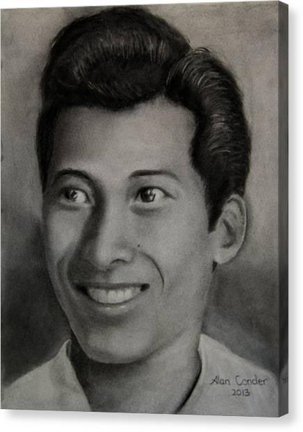 Benjamin Talagtag Lopez Canvas Print