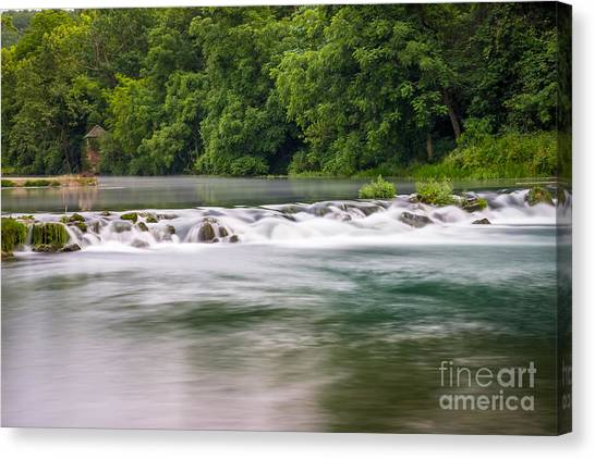 Bennett Springs Canvas Print